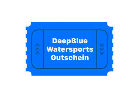 Wertgutschein - Deep Blue Watersports