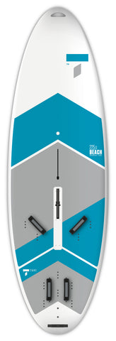 Windsurf Board Tahe Beach 225 D - Deep Blue Watersports