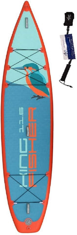 "i-SUP stemax ""Kingfisher 11'6"" Touring - Deep Blue Watersports"