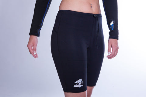 Neoprenshort Men/Women ASCAN - Deep Blue Watersports