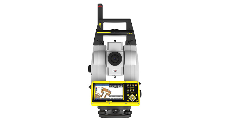 Leica iCON 80 Robotic Total Station
