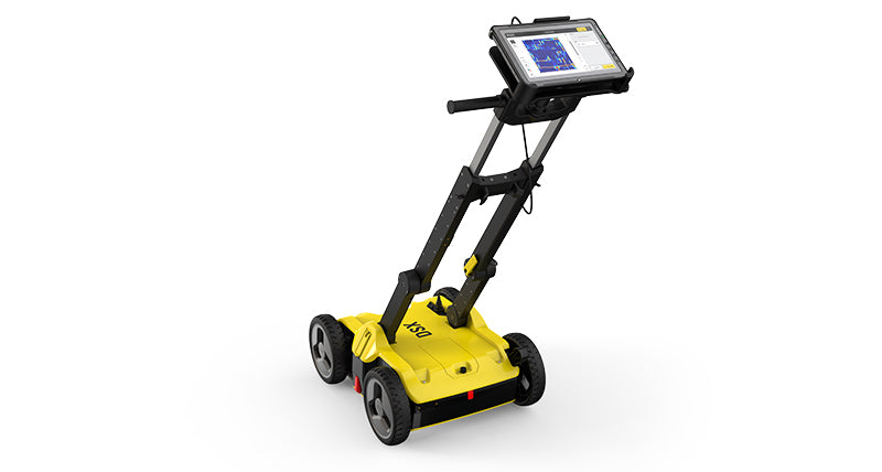 Leica DSX Utility Detection Solution
