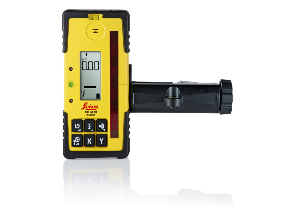 Leica Rod Eye 180 Digital RF Laser Level Receiver
