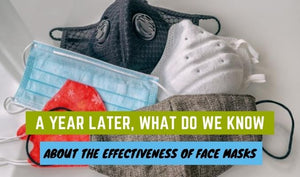 A Year Later, What Do We Know About the Effectiveness of Face Masks