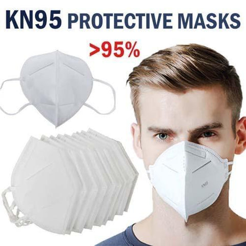 KN95 Protective Mask Pack - CleanHealthUSA