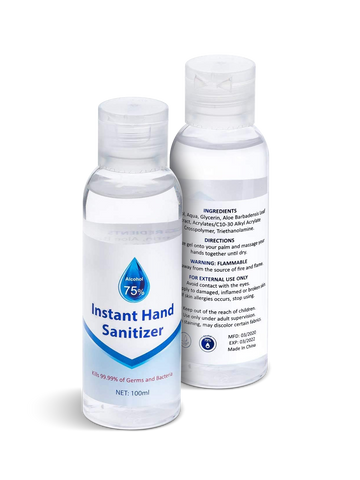Hand Sanitizer - CleanHealthUSA