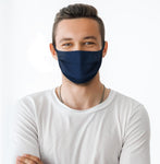 2-Layer 100% Cotton Mask - CleanHealthUSA