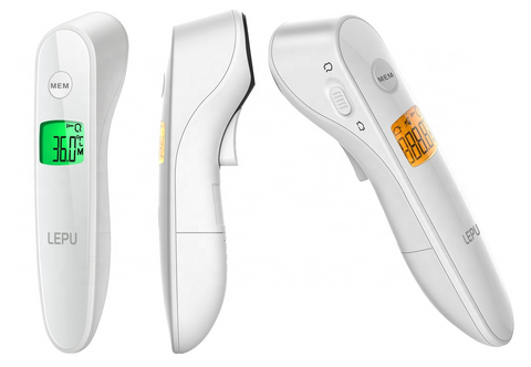 Infrared Non-Contact Thermometer - CleanHealthUSA