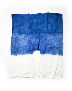 Blue thai fisherman pants