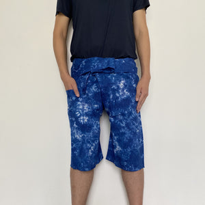 Colorful fisherman pants