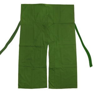 Green Thai fisherman pants