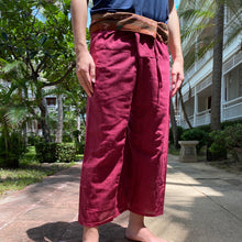 Load image into Gallery viewer, Thai wrap trousers