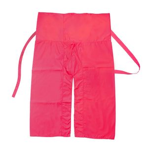 Red Thai fisherman pants