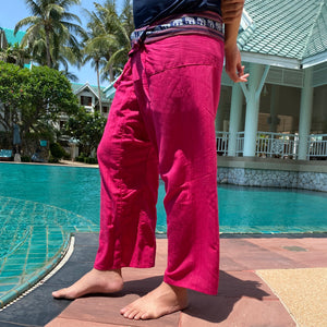 Thai wrap pants