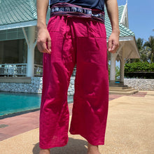 Load image into Gallery viewer, Thai fisherman pants