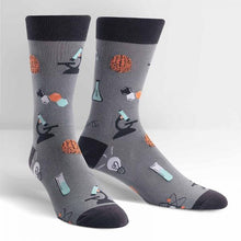 Load image into Gallery viewer, MEN'S CREW- SCIENCE OF SOCKS
