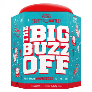 THE BIG BUZZ OFF