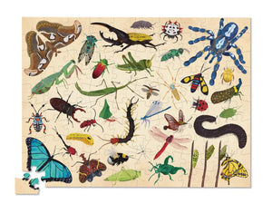 PUZZLE- 36 INSECTS 100PCS