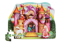 Load image into Gallery viewer, PUZZLE- PRINCESS PALACE 32PCS