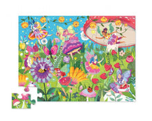 Load image into Gallery viewer, PUZZLE- FAIRY GARDEN 36 PCS