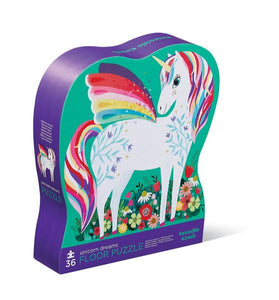 PUZZLE- UNICORN DREAMS 36 PCS