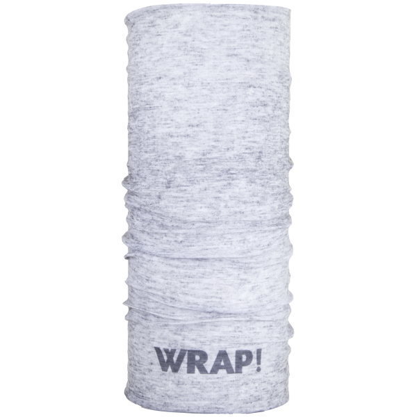 WRAP - HEATHER GRAY