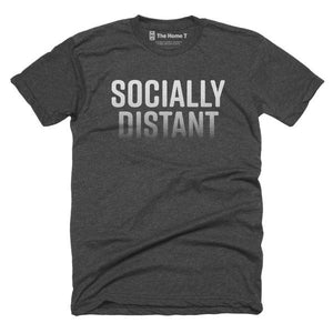 ADULT S/S- SOCIALLY DISTANT