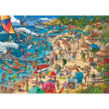 Load image into Gallery viewer, PUZZLE- SEASHORE 1000PCS
