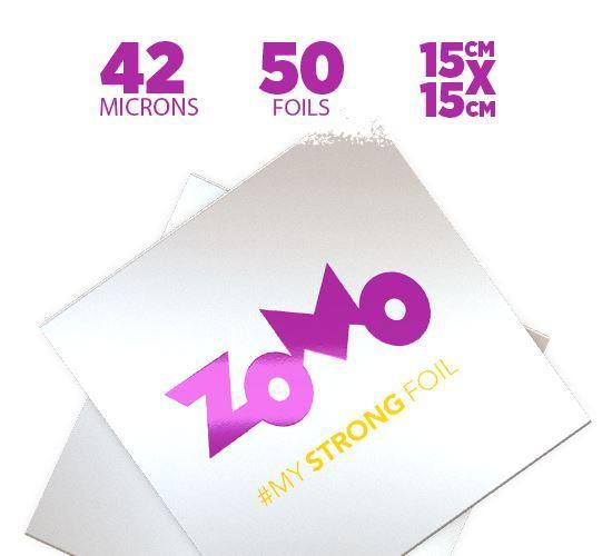 Zomo Strong Foil - The Premium Way - Foil - Zomo - The Premium Way [Shisha] [Hookah] [Arg]