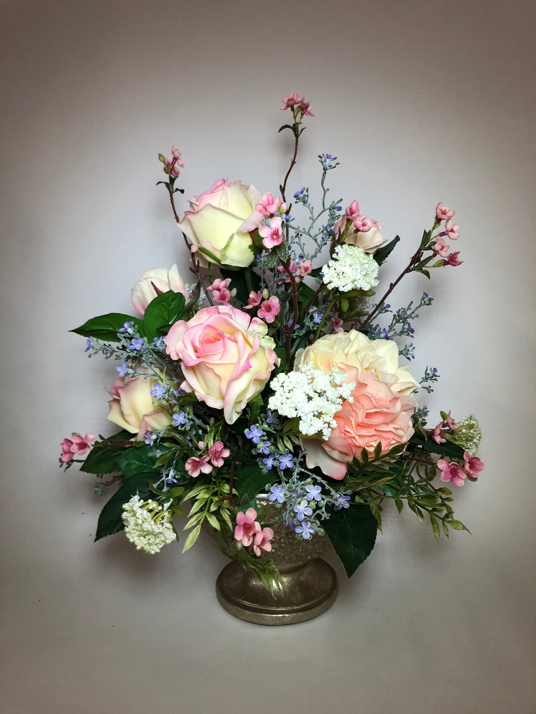 Peonies & Roses Arrangement