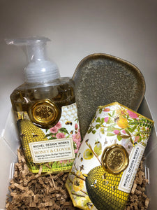 Honey & Clover Gift Set