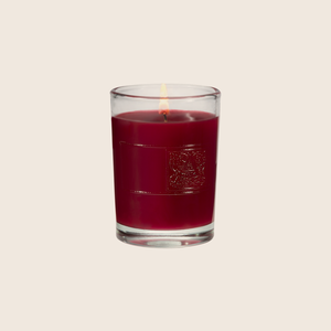 Glass Votive Candle
