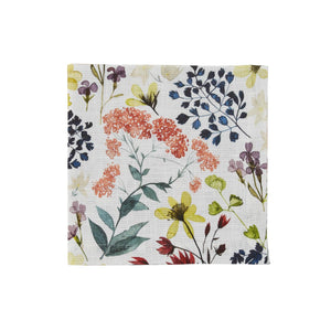 Botanical Study Table Runner