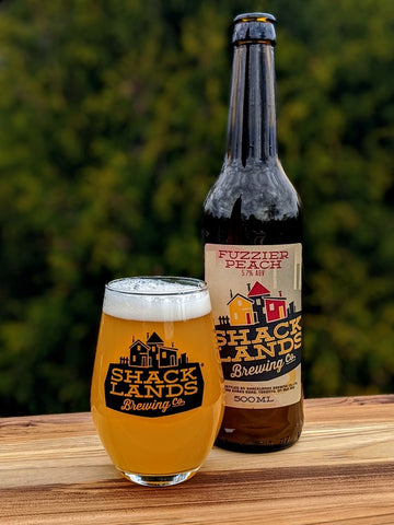 Fuzzier Peach - Shacklands Brewing