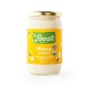 Organic Yogurt - Honey