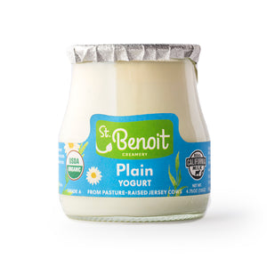 Organic Yogurt - Plain