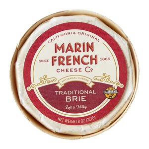 Traditional Brie