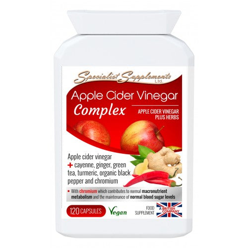 Apple Cider Vinegar Complex - healtha-life