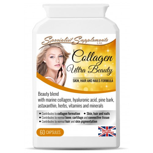 Collagen Ultra Beauty Capsules - healtha-life