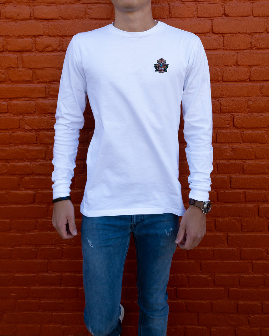 The Originals - Long-Sleeve White