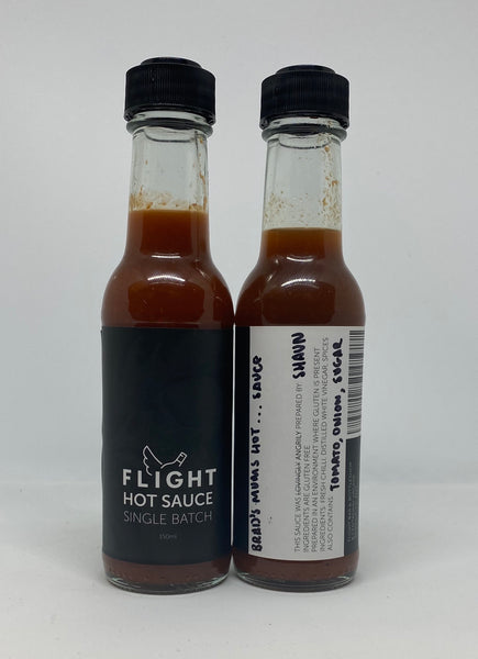 Single Batch House Made Hot Sauce 150ml Bottle