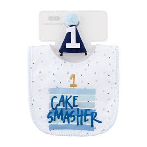 birthday boy cake smasher set