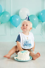 Load image into Gallery viewer, birthday boy cake smasher set