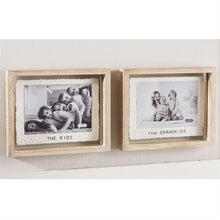 Load image into Gallery viewer, 5x7 frame - grandkids
