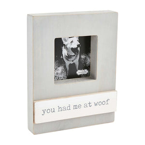 pet block frame