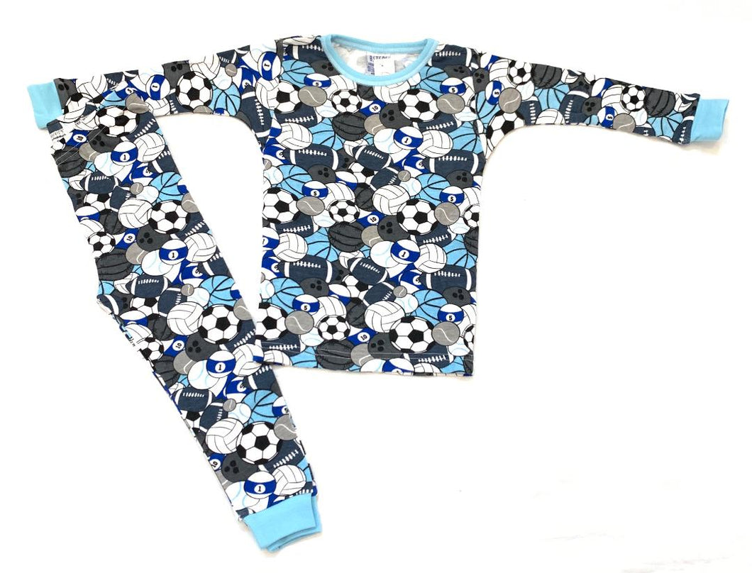 Boys 2pc PJ Set