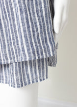 Load image into Gallery viewer, linen stripe dress