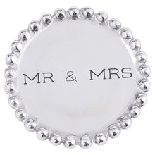 Load image into Gallery viewer, Mr & Mrs coaster set