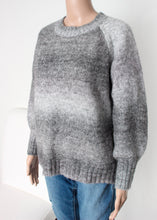 Load image into Gallery viewer, shadow stripe sweater