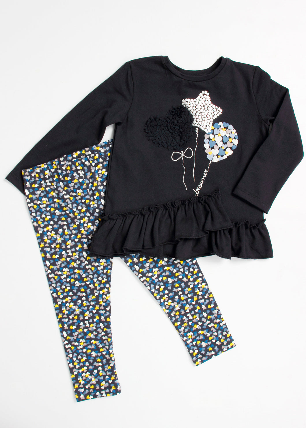 2 piece girls set